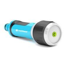 Ergonomic Multifunctional Garden Sprinkler with Adjustable Water Flow Regulation