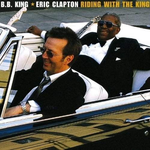 Eric Clapton - Riding with the King [CD]
