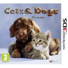 Best Friends: Cats and Dogs 3D (Nintendo 3DS)