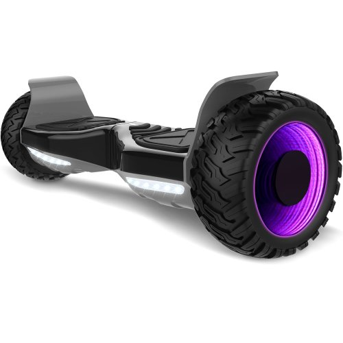 Right Choice Off-road Hoverboard Self Balance Scooter with APP&Bluetooth LED Wheel Segway