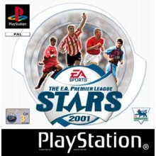 FA Premier League Stars 2001 (Playstation)