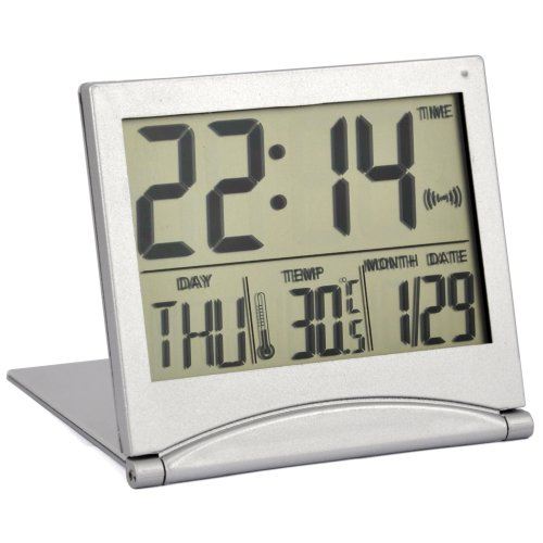 Trixes Multi-Function Desk Clock | Digital Desk Clock