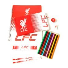 Liverpool FC Fade Ultimate Staionery Set