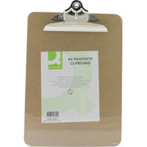 Q-CONNECT KF01304 Brown clipboard