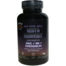 Phoenix Fitness Zma Rest And Recover Multimineral Tablets, 60-count - Recovery -  phoenix rest recovery food supplement 60 zma zinc fitness tablets