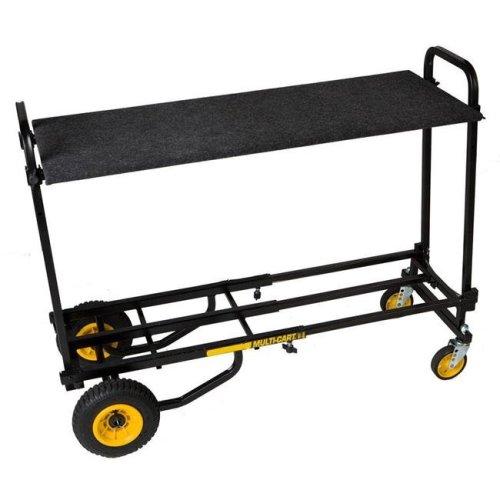 RocknRoller MultiCart RSH6 Carpeted Shelf for R6RT Multi-Cart