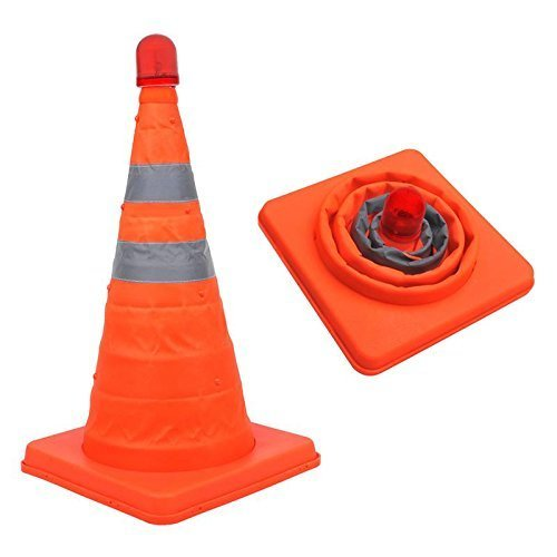 ProPlus Safety Cone Collapsible with LEDs 540319