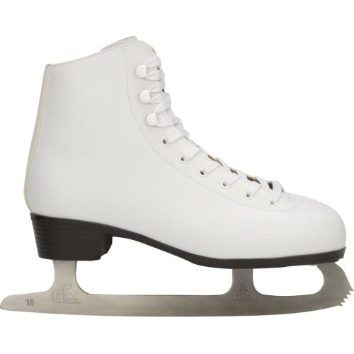 Nijdam Women's Figure Skates Ice Skating Boots Classic Size 41 0034-UNI-41