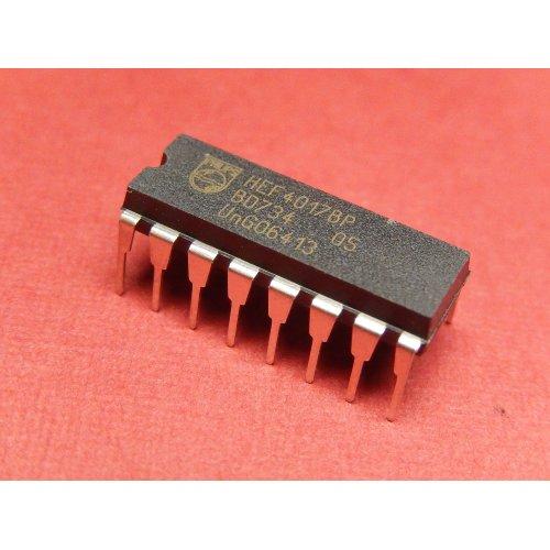 HEF4017BP 4000 series CMOS PHILIPS Semiconductors