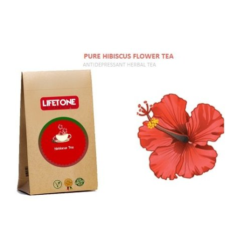 Hibiscus Tea,Healthy Blood Pressure,20 Teabags