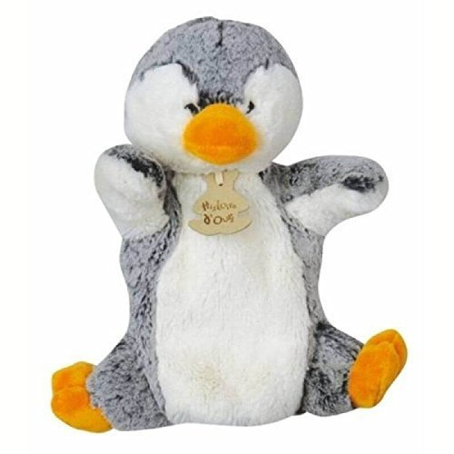 Histoire d'ours Puppet Z'Animoos Penguin