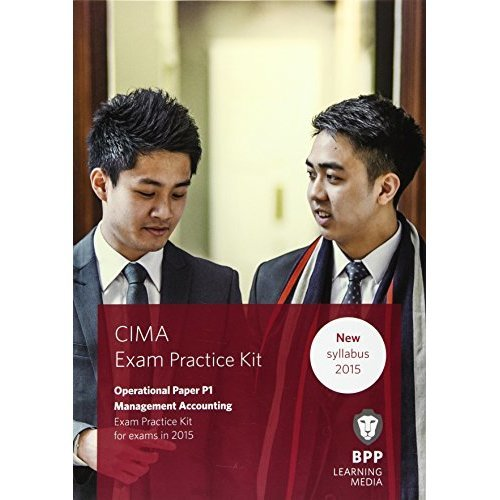 CIMA P1 Management Accounting: Objective Test Question Kit