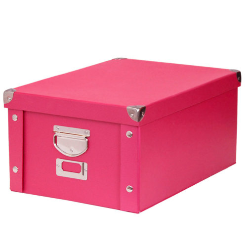 Box Storage/ File Storage Box with Lid, Letter/Legal,Clothes Toys Storage Box  G