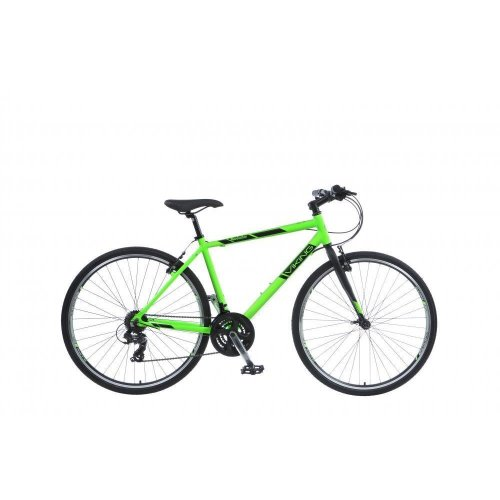 Viking Manhattan Gents 700c 21 Speed Alloy Urban Hybrid Bike Bicycle RRP £299.99