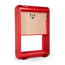 Armorgard InstructaHut Safety Storage Station - 1235x500x1850mm