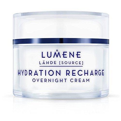 Lumene L Hde Hydration Recharge Overnight Cream