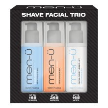 men-u Shave Facial Trio