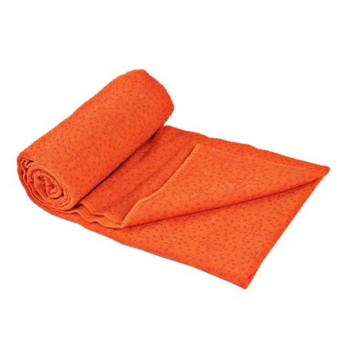 [C] Non-Slip Yoga Towel Sweat Absorbent Yoga Mat Towel Yoga Blanket