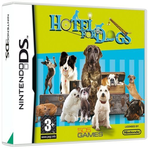 Hotel For Dogs (Nintendo DS)