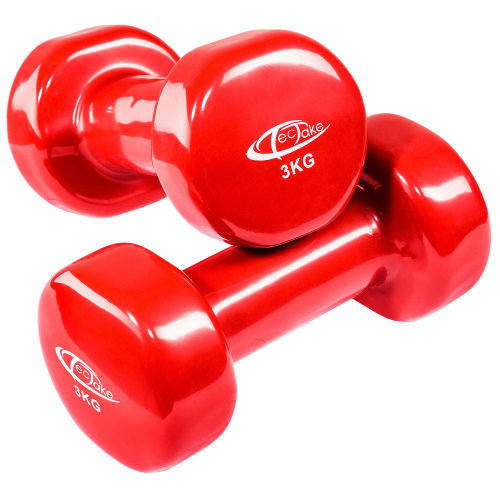Dumbbells aerobic x2 2 x 3.0 kg
