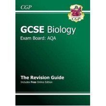 Gcse Biology Aqa Revision Guide (with Online Edition) (a*-g Course)