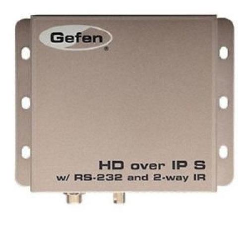 Gefen EXT-HD2IRS-LAN-TX AV transmitter Beige AV extender