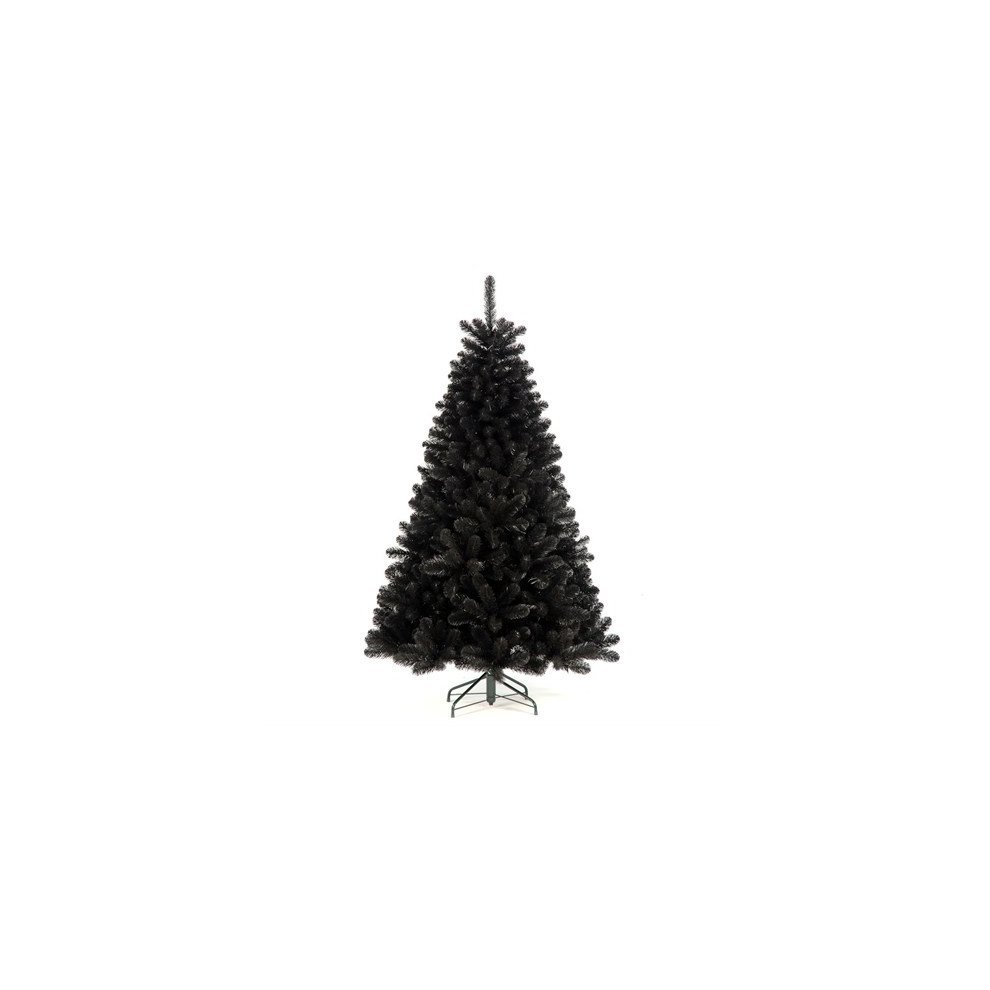 tree classics 2 1m 7ft black arctic spruce artificial christmas