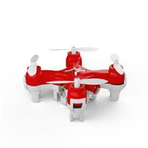 Mota JJ-NANC-R JetJat Nano C Camera Drone, Red
