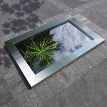 Ubbink Quadra C3 Stainless Steel Pool Frame
