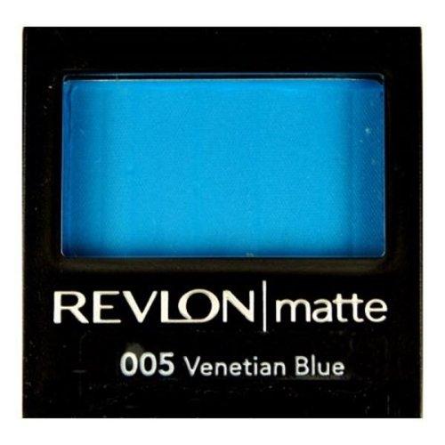 Revlon Matte Eye Shadow - 005 Venetian Blue