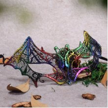 Colorful Lace Princess Lady Halloween Masquerade Mask