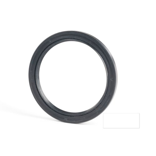6x18x7mm Oil Seal Nitrile Double Lip With Spring 10 Pack