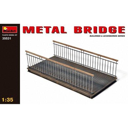 Min35531 - Miniart 1:35 - Metal Bridge