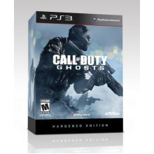 Sony Call of Duty: Ghosts Hardened Edition, PlayStation 3 Basic+DLC PlayStation 3 video game