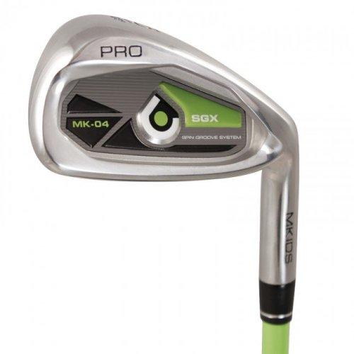 MKids Pro Junior 6 Iron Right Hand Green 9-11 Years
