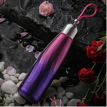 Stainless Steel Metal Thermal Insulation Bottle