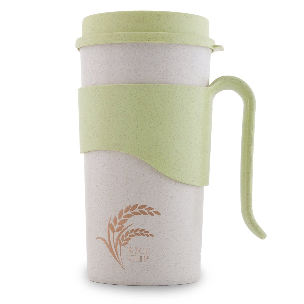 Green World Production 100 Organic Coffee To Go Cup Coffee Cup Drinking Cup Biodegradable Recyclable Eco Friendly Food Safe Dishwasher