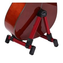 Portable Bass Acoustic Guitar Holder Stand