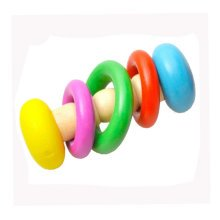 Solid Wood Musical Toy/Musical Instrument For Toddler,  Annulus