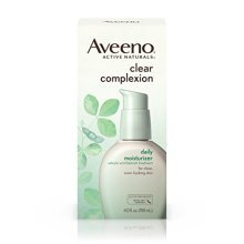 Aveeno Clear Complexion Blemish Treatment Daily Moisturizer, 4 Oz