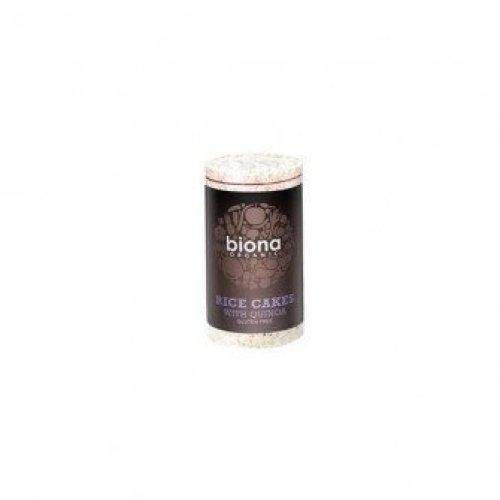 BIONA - Organic Rice Cakes with Quinoa