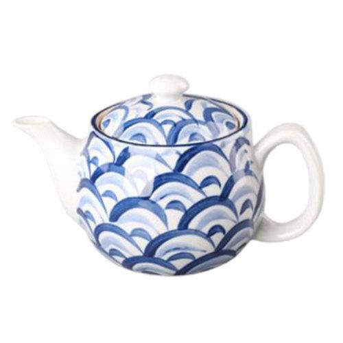 Japanese Teaware Domestic Teapot Ceramic Kettle Tea Pots Coffeepot #04