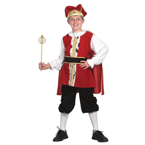 Extra Large Boys Medieval King Costume - king medieval costume fancy dress child boys tudor kids age book week outfit 11 FANCY DRESS MEDIEVAL  sc 1 st  OnBuy & Extra Large Boys Medieval King Costume - king medieval costume fancy ...