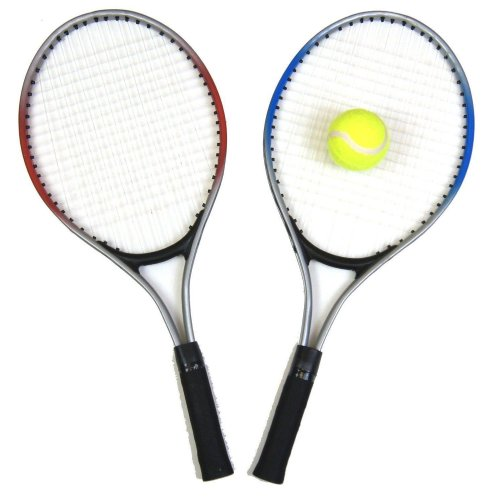 Metal Junior Tennis Set