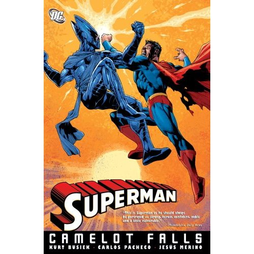 Superman Camelot Falls TP Vol 01 (Superman (DC Comics))