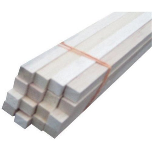 02801-R0036C1 1 x 36 in. Thunderbird Forest Poplar Dowels Square Hardwood  Natural - pack of 4