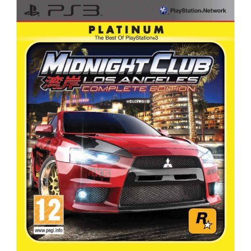 Midnight Club LA - Complete Platinum Edition (PS3)
