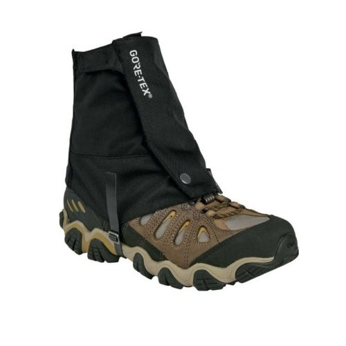 Trekmates Glenmore GORE-TEX Ankle Walking Gaiters - Black One Size