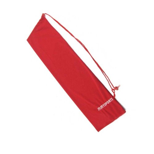Flannelette Badminton Racket Bag,Red