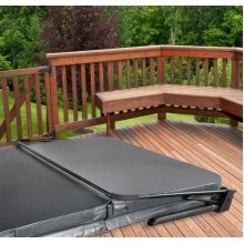 Leisure Concepts CoverMate III Deck Mount, Cover Lifter for Spas and Hot Tubs